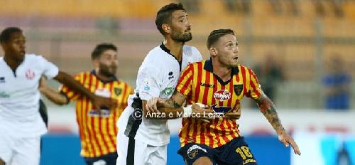Calcio Serie C - El Rende de Ginobili cayó derrotado ante el Lecce en la tarde de hoy.
