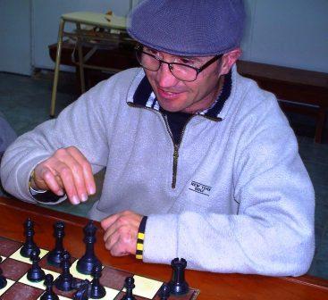Ajedrez - Amadío derrotó a Bernardini en partido postergado.