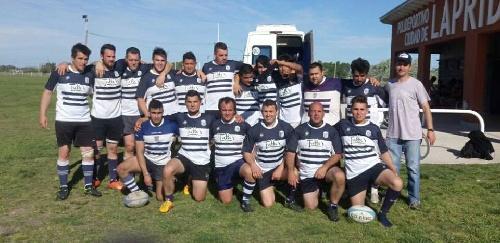 Rugby - Victoria de Club Sarmiento en Laprida por el Oficial de Desarrollo.
