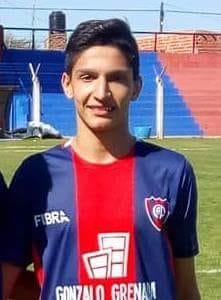 Tomás Servian y Genaro Palacios se prueban en el fútbol grande.