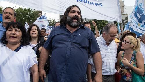 Baradel y el sindicalismo corrupto