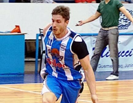 Liga Argentina - Erbel De Pietro en duda para el partido ante Petrolero.
