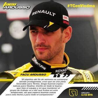 Turismo Carretera - Facundo Ardusso con Torino se quedó con la final en Viedma.
