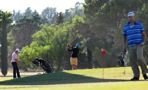 Golf - Presencia pigüense en Bahía Blanca y en Olavarría.