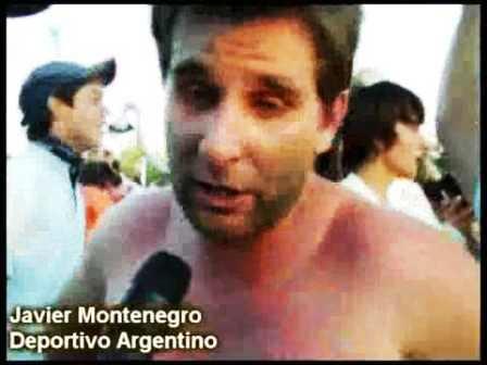 Javier  Montenegro se mantiene al frente de la dirección técnica de Argentino.