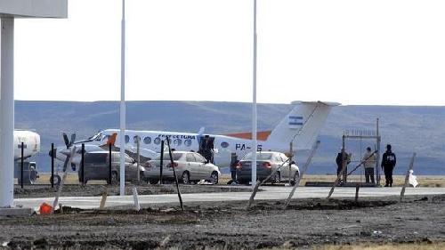 RUTA DEL DINERO K: El Fiscal Marijuan llegó a Río Gallegos y comenzó con los allanamientos a propiedades de Lázaro Báez