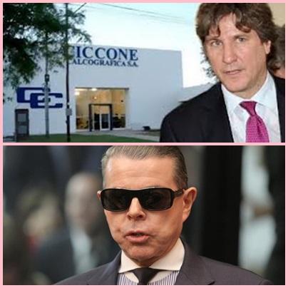 Oyarbide le prohibió a Amado Boudou salir del país por la causa Ciccone