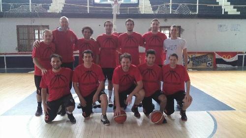 Basquet Sur Bonaerense - Derrota de Basquet Pigüé el pasado fin de semana.