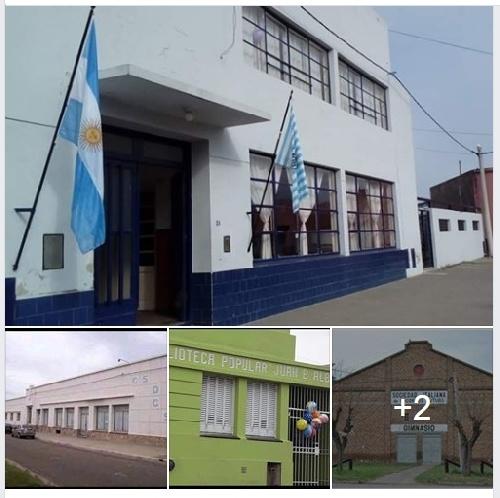 Presupuesto Participativo: Proyectos presentados por instituciones de Saavedra
