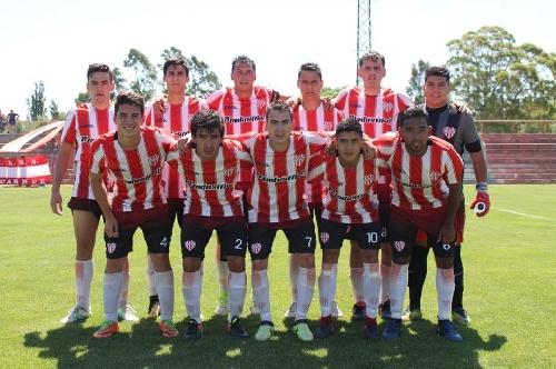 LRF - RESERVA - San Martín de Carhué es el Campeón 2018.