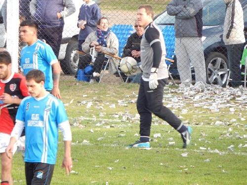 Liga Cultural Tres Lomas - El equipo de Lavernhe y Cabral derrotó a Atlético Argentino y sigue 3°,