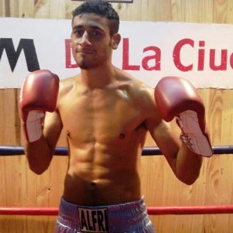 Box - Alfredo Blanco y la disputa del título interino welter.