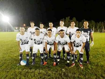 Deportivo Argentino venció en amistoso a Huanguelén.