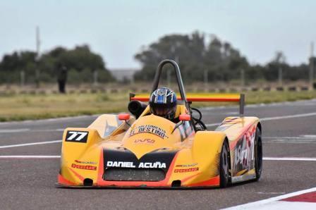 Sport Prototipos - Jorge Balcarce cosechó 10 puntos en las dos fechas de la categoría.