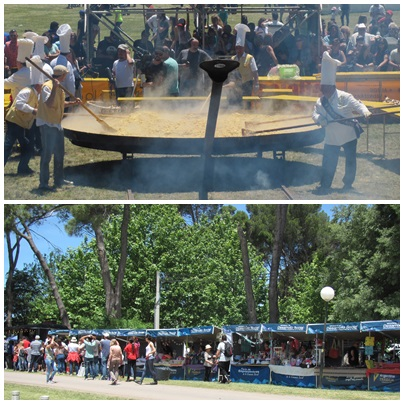 Reunion para instituciones que se instalen en el Parque para los festejos