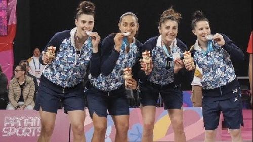 Cinco medallas para Argentina en el cuarto dia de los Juegos Panamericanos LIMA 2019