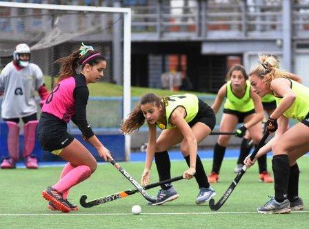 Hockey Femenino - Sudoeste finalizó 6° en el certamen provincial.