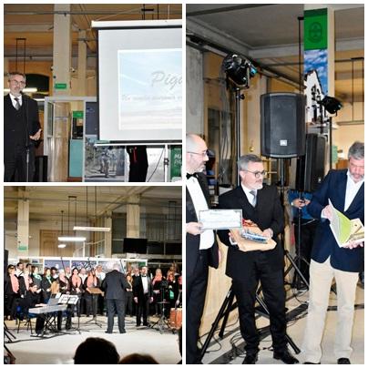 El Coro Francisco issaly se presentó en la ciudad de Luján