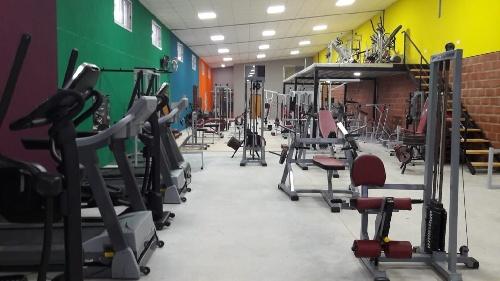 Leo´s Gym abrió las puertas de su nuevo salón