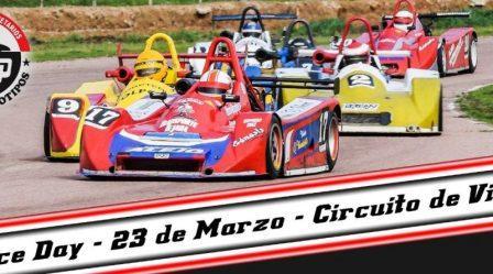 Sport Prototipos - El Race Day se llevará a cabo este sábado.