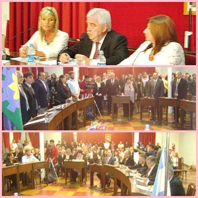 Pigüé: Apertura Sesiones Ordinarias del Consejo Deliberante del Distrito
