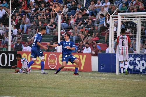 Nacional B - Atlético Rafaela venció a Agropecuario en Carlos Casares - Martín Prost jugó los últimos 15 minutos.