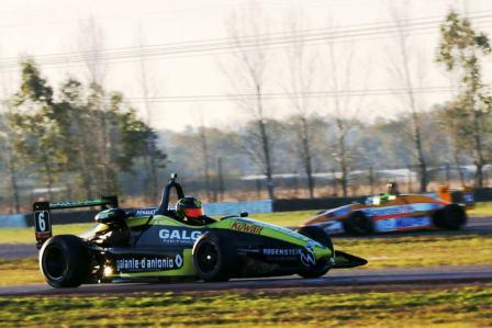 Formula 3 Metropolitana: En la Plata