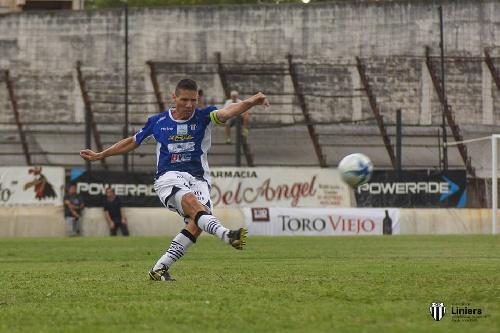 Liga del Sur - Facundo Lagrimal presente en la goleada de Liniers ante Pacífico.