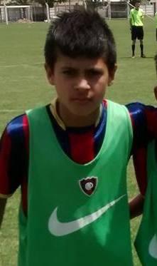 Gabriel Mercado de las inferiores de Peñarol, preseleccionado por River Plate.