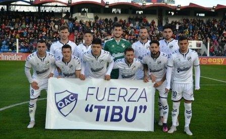 1ra Nacional - Quilmes con Prost y González empató con Rafaela y es puntero.