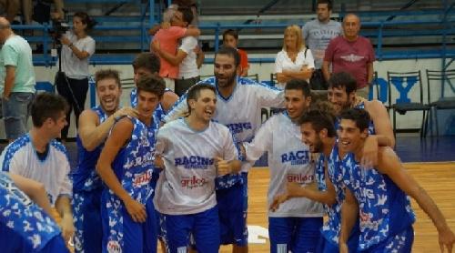 Basquet Provincial - Rácing de Chivilcoy con Di Pietro es campeón provincial.