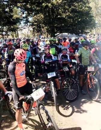 Rural Bike - Amplia participación en la 10ma edición de la Vuelta al Cerro.