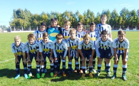 LRF - Inferiores - Club Sarmiento clasificó a semifinales en 6ta y 7ma.