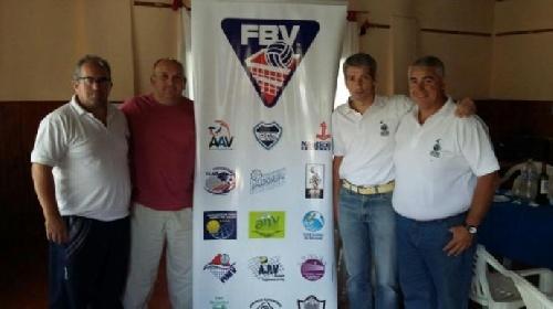 La Asociación de Voley del SudOeste próxima al inicio de la temporada 2017.