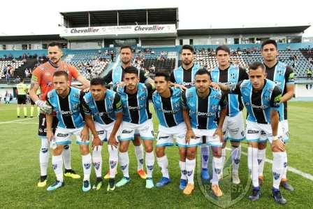 Nacional B - El equipo de Marcos Litre, Almagro, jugará el 6 de mayo por el reducido.