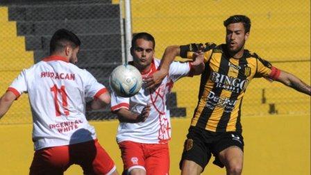 Liga del Sur - Olimpo con Nicolás Cabral venció a Huracán de White.