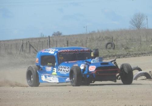 Tc del 40 Sudeste - Ruben Guarino logró el 1° tiempo en la 2da clasificación de Benito Juarez.