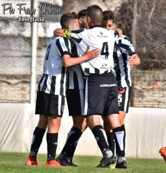 Liga del Sur - Facundo Lagrimal reapareció en Liniers goleando a Sansinena.