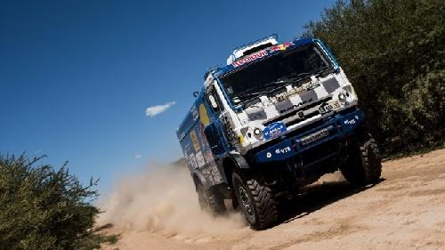 Nicolaev dejó en alto el prestigio de la marca rusa Kamaz y ganó en Camiones - Rally Dakar 2017-.