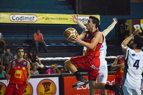 Basquet Bahiense - Estudiantes con Cleppe derrotó al Bahiense de Silva.