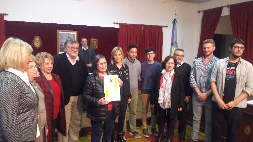 HCD: en homenaje al cincuentenario  del Coro Francisco Issaly