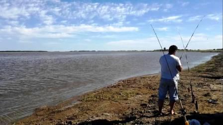 Pesca - En La Tigra, Ricardo Lares obtuvo el 2° premio en concurso suarense.