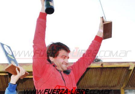 TC del 40 Sudeste - Luciano Yane se impuso en ambas finales en Laprida.