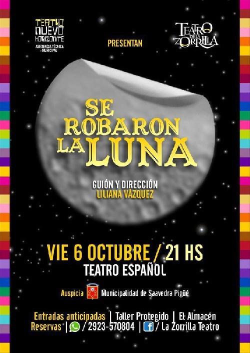 """Teatro  con el Taller Protegido """"Nuevo Horizonte"""" y La Zorrilla"""