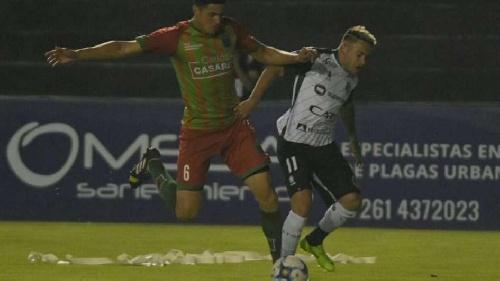 Nacional B - Agropecuario derrotó a Independiente Rivadavia en Mendoza y es nuevo puntero - Martín Prost ingresó en el complemento.