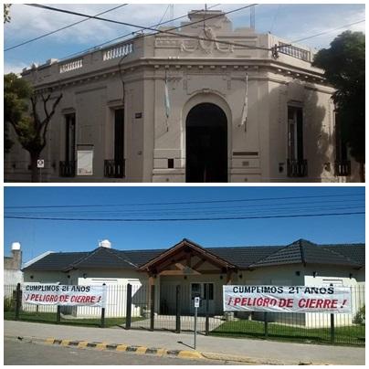 Comunicado de Prensa del Departamento Ejecutivo Municipal por la situación del Centro de Dia Amanecer de Pigüé