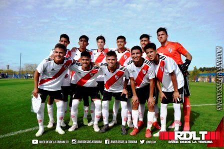 AFA - Inferiores - River Plate  en 8va división venció a Unión.