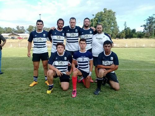 Club Sarmiento Rugby participa de un Seven en la ciudad de Monte Hermoso.
