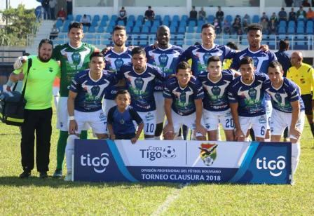 Futbol Boliviano - Sport Boys con Martín Prost empató ante Real Potosí.