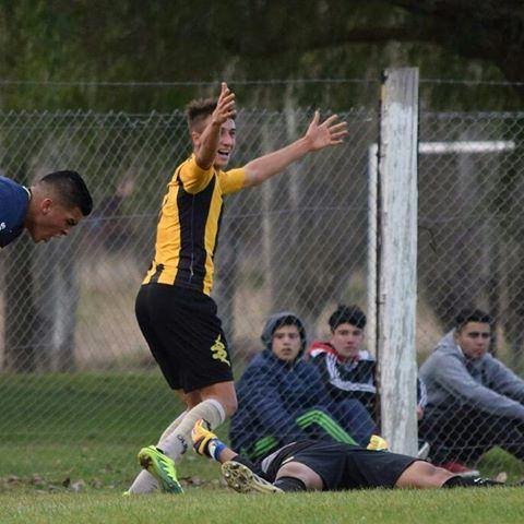 Nacional B - Valentín Otondo forma parte del plantel que jugará ante Nueva Chicago.